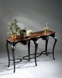 "Cafe Noir Console Table 60""W by Butler Specialty"
