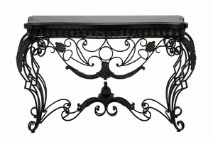 Cambridge Creative Hard Console Table Brand Benzara