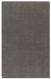 Cambridge Slate 5' Grey Wool Rug with Olive Geometric Design Brand Uttermost