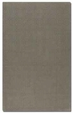 Cambridge Warm Grey 9' Grey Wool Rug with Taupe Geometric Design Brand Uttermost