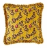 Cambrie Lane King Quilt with Stenciled Flowers and Bees Brand VHC