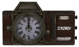 Camera Shaped Creative Styled Volga Clock by Cooper Classics