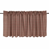 Canavar Ridge Scalloped Tier Set of 2 24x36 - 25608 by VHC Brands