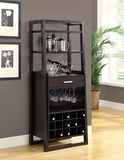"""Cappuccino 60""""H Ladder Style Bar Unit"""