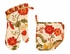 Carlisle Red Tabletop Collection, Carlisle Red Dining Room Decor Brand C&F