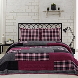 Carly Twin Set; Quilt 86x68-1 Sham 21x27 - 23148 by VHC Brands