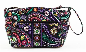 Carnevale Style Handbag - Quilted Claire Purse By Bella Taylor Brand VHC