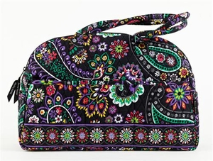 Carnevale Style Handbag - Quilted Traveler Purse By Bella Taylor Brand VHC