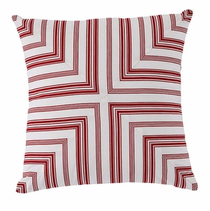 "Carolina Pillow Fabric 16x16"" Brand VHC"