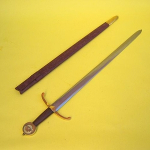 Cartagena War Sword Magnificent Replica With Smart Scabbard Brand IOTC