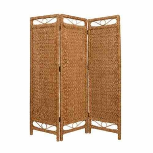 Cascading Palm Screen, 3 Panel 60 Inch Length x 72 Inch Height Brand Screen Gems