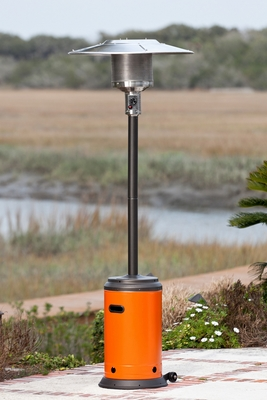 Caserta Patio Heater, Handsome And Heavy duty Outdoor Home Decor by Well Travel Living
