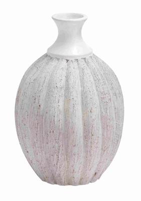 Cer Quasa Medium Tall Vase with Rich Design and Natural Texture Brand Woodland