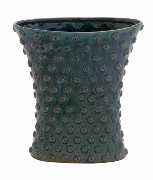 Ceramic Crackled Vase with Lightweight and Easy To Use Facility Brand Woodland