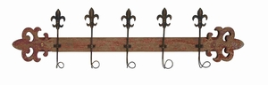 Charleroi Wall Hook Captivating Constructive Designer Creation Brand Benzara