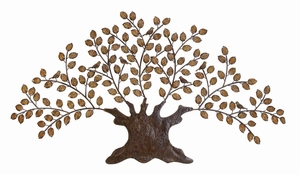 Charming Tree Decor - Gorgeous Copper Metal Table Decor Brand Woodland