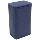 Chelsea Collection Apartment Hamper in Coastal Blue by Redmon