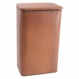 Chelsea Collection Apartment Hamper in Nutmeg by Redmon