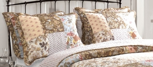 Claremont Collection Camilla Multi Color Standard Sham by Greenland Home Fashions