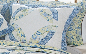 Claremont Collection Francesca Multi Color Standard Sham by Greenland Home Fashions