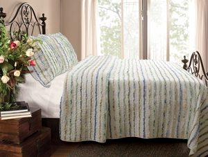 Claremont Collection Jasmine Multi Color Standard Sham by Greenland Home Fashions