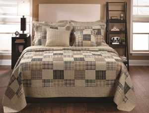 Claremont Collection Oxford Multi Color King Sham by Greenland Home Fashions