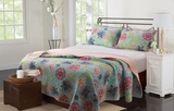 Claremont Mystic Quilt Set in Multi-color