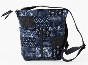 Claremont Style Backpack - Quilted Hipster Purse By Bella Taylor Brand VHC