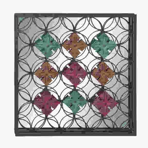 Classic Metal Wall Decor Suiting Modern and Conventional Decor Brand Woodland