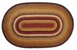 Classic Napa Valley Jute Rug Oval by VHC Brands