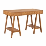 Classic Piece of Alaska Desk by Southern Enterprises