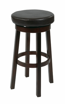 Classified Metro Trendy Barstool by Office Star
