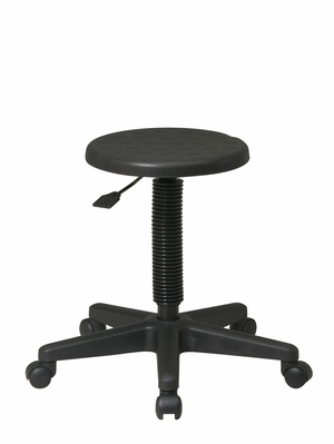 Classy Contemporary Styled Intermediate Stool by Office Star
