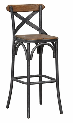 Classy Contemporary Styled Powell Bar Stool