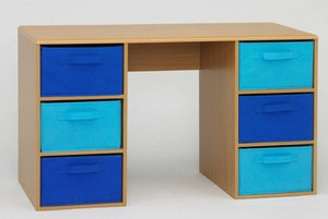 Classy Customary Styled Boy's Student Desk by 4D Concepts