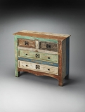 Classy Decatur Recycled Wood Drawer Chest by Butler Specialty