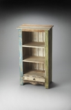 Classy Styled Decatur Recycled Wood Bookcase by Butler Specialty