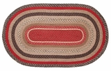 Classy Styled Tacoma Jute Rug Oval by VHC Brands