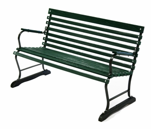Classy Styled Terrace Style Bench by Alogma