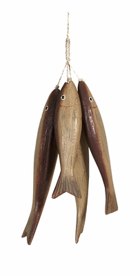 Classy Wooden Bundle of Fish