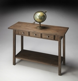 "Cocoa Console Table 40""W by Butler Specialty"