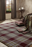 Comfortable Jackson Wool & Cotton Rug Rect by VHC Brands