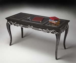 "Connoisseur's Desk 58""W by Butler Specialty"