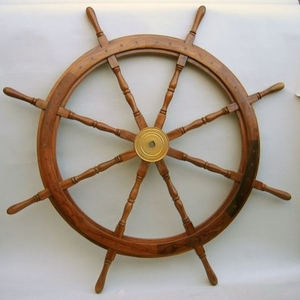 Constanta Pirate Ship Wheel, Tremendous And Terrific Home Embellishment Brand IOTC