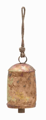 Contemporary Rustproof Metal Bell with Artistic Designs Brand Woodland