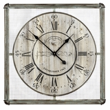 Contemporary Styled Attractive Bartow Clock by Cooper Classics