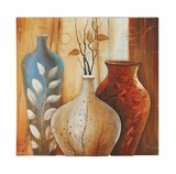 Contemporary Styled Attractive Canvas Art by Woodland Import