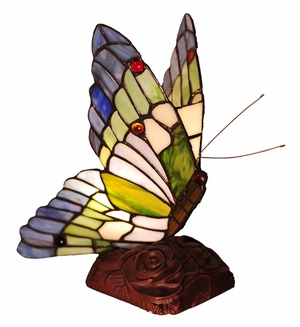 Cool and Beautiful Butterfly Accent Lamp by Chloe Lighting