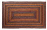 Cool and Sharp Millsboro Jute Rug Rect by VHC Brands