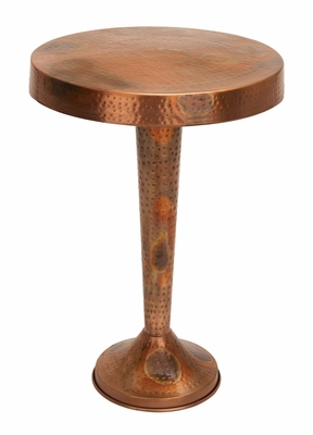 Copper Accent Table An Excellent Multipurpose Furniture Upgrade Brand Woodland